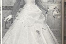 robes de mariées vintage