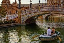 España / Lugares donde quería ir o vivir