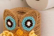 Decoratiuni crosetate pentru baie