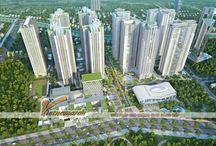 Thiết kế nội thất chung cư Goldmark City 136 Hồ Tùng Mậu