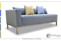 Chaises & Benches by PHDesign, Inc