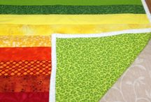 Ladybug Healing Quilted Custom- made Chakra Blankets  #quiltedcustom-made #chakra #colour #blankets #ladybughealing / Quilted Chakra Blankets these are hand made quilts that have chakra colours and crystals hand sewn in them. The chakra colours and crystals aid the body with its own healing process.