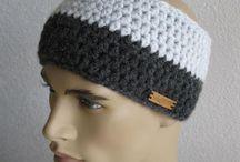 Stirnbänder, Headbands / Hier finden Sie schöne #Stirnbänder für #Frauen, #Teens und #Männer.