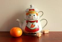 ▲ tea time ▲ / by Gae Suparat