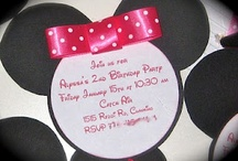 Birthday Party Ideas / by Renee Yeager