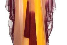 tunica amarilla