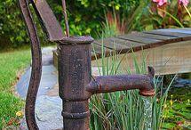 Puutarha - vesi