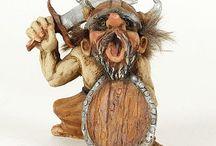 Norwegian trolls / by Terri Wardle