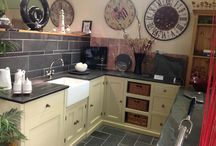 Ardosia slate Showroom  / Slate worktops in our showroom
