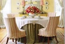 Dining room / by Lisa Frady Cornwell