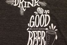 Beer T-Shirts / A collection of beer themed t-shirts, sweatshirts, hoodies, and tank tops from around the internet.