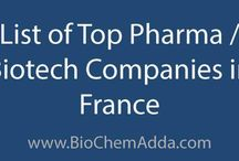 Biotech Comapnies / List of Medical / Pharmaceutical / Biotechnology from the various part of the world