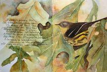 parchment - nature / by Ulla Norup Milbrath