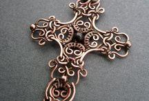 croix cuivre