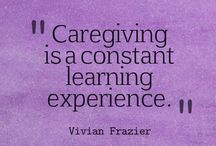 Inspiration for Caregivers / Caregivers are at the heart of our business. At Home Instead Senior Care Adelaide, we understand it can be a difficult journey. We hope these quotes give you the strength you need to get through your day.