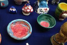 Malden Centre Pottery Exhibition 2015 & 16