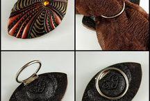 scarf jewellery / by Caprilicious Jewellery