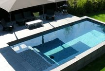 Exotic Pool House / by Stephanus Mardianto