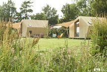 Glamping / Glamping (Glamorous Camping) betekent kamperen in een luxe ingerichte tent of accommodatie, waarbij je overnacht in de natuur. Ontdek hier de leukste locaties voor een luxe kampeertrip in Nederland.
