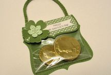 Stampin' Up! - Treat holders / Treat holders and little gifts.