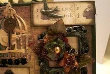 Mixed Media and Altered Art / by Cheryl Fitzpatrick