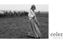 Celeni 2016 A/W Campaign / The Hungarian Grey Cattle Collection Photos by: Marcell Nagy Modell: Petra_VM_Model_Budapest Special thanks to Hortobágyi Nonprofit Kft.