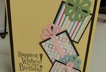 birthday cards / by Tina Chambers Huggins