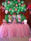Party ideas: girls / by Lindsey Smyth
