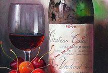 와인실사그림