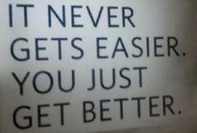 Motivational - Get Up & Go!  / Dodge McCarthy