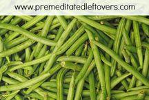Gardening- Beans