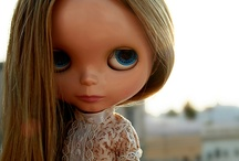 Customized Blythes