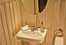 Half-Bath Inspiration / by Julie Long