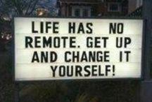 Sooooo True! / by Elaine Lastovica DeWitt
