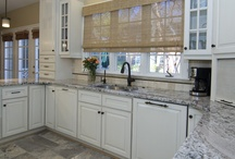 Kitchen remodel / by Shelby Barkshire