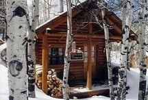 Cabinnn fever / Log Cabins