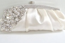 Wedding Bags  / Gorgeous bags to compliment my gorgeous dress.