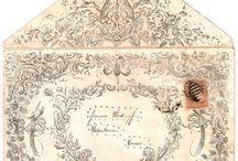 Envelope Ideas / by Pam Atkinson