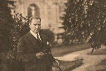 Atatürk / Atatürk Dünya Lideri Türkiye Aşk Ölümsüz Kahraman Paşa