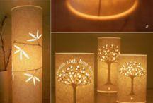 Jarros luces