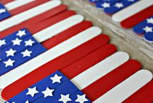 4th of July Crafts / by Holidays Crafts