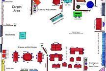 kindergarten class floor plans