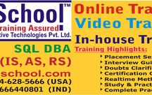 Free SQL Training Demo session / New SQL DBA Online Training Sessions from March 6 th 6 AM IST. Free demo registration at www.sqldbatraining.com/contact.html