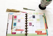 Creating Emorelle / All things crafty. Planner Decorating. DIY. Scrapbooking. Project Life. Happy Planner.