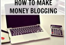 Monthly income by blogging / How to make a living by blogging
