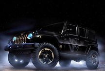 """Jeep Wrangler Unlimited Dragon Edition / """"ACCENTED WITH ATTITUDE"""""""