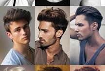 CORTE DE CABELO MASCULINO / Estilos de cabelos