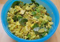 Capsicum Egg Podimas | South Indian Samayal Recipes