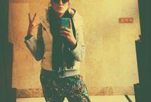 My sense of fashion / My wardrobe