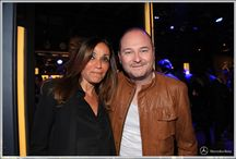 Event Belair partenaire de Mercedes / event Mercedes @popupstore Paris  30 avenue Georges V
